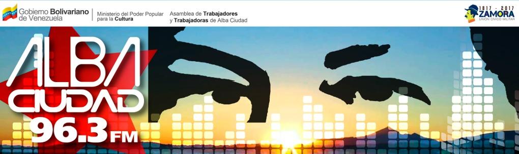 Alba Ciudad 96.3 FM (Archivos)